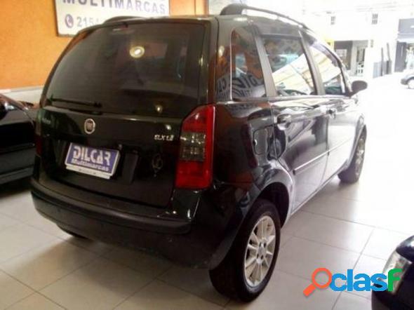 Fiat idea elx 1.4 mpi fire flex 8v 5p cinza 2010 1.4 flex