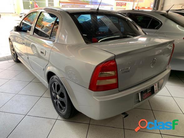 Chevrolet astra elite 2.0 mpfi flexpower 8v 5p mec prata 2005 2.0 flex