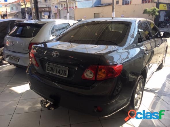 Toyota corolla xei 2.0 flex 16v aut. cinza 2011 2.0 flex