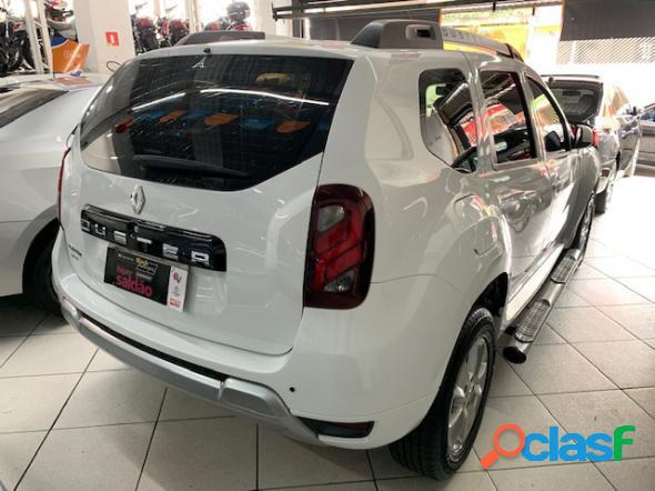 Renault duster dynamique 1.6 flex 16v mec. branco 2017 1.6 flex