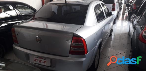 Chevrolet astra sed. advant. 2.0 8v mpfi flexp. 4p prata 2008 2.0 flex