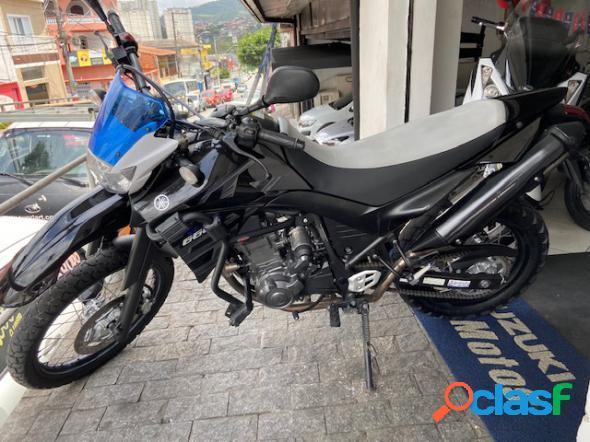 Yamaha xt 660r preto 2015 660 gasolina