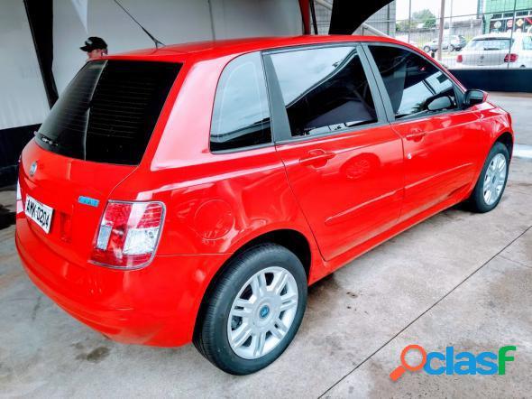Fiat stilo 1.8 1.8 sp connect 16v 122cv 5p vermelho 2005 1.8 gasolina