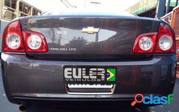 Chevrolet malibu ltz 2.4 16v 171cv 4p cinza 2011 2.4 gasolina