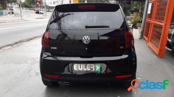 Volkswagen fox primehigli. 1.6 total flex 8v 5p preto 2011 1.6 flex