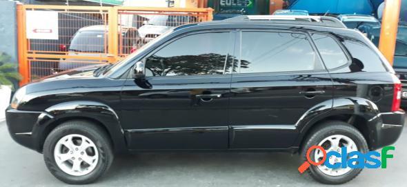 Hyundai tucson 2.0 16v aut. preto 2010 2.0 gasolina