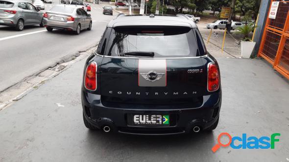 Mini cooper countryman s all4 1.6 aut. verde 2012 1.6 gasolina