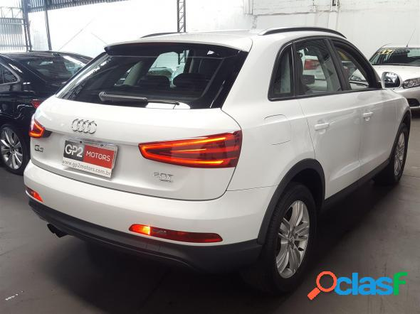 Audi q3 2.0 tfsi quat. 170180cv s-tronic 5p branco 2013 2.0 gasolina