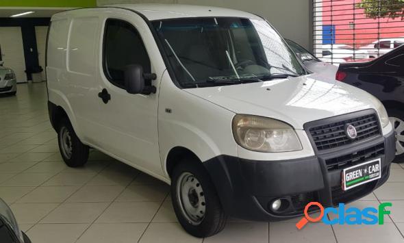 Fiat doblo cargo 1.4 mpi fire flex 8v 3p branco 2013 1.4 flex