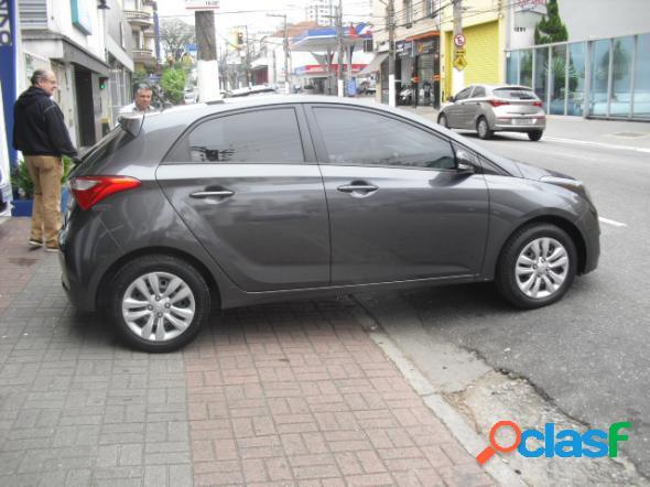 Hyundai hb20 c.stylec.plus 1.6 flex 16v aut. cinza 2016 1.6 flex