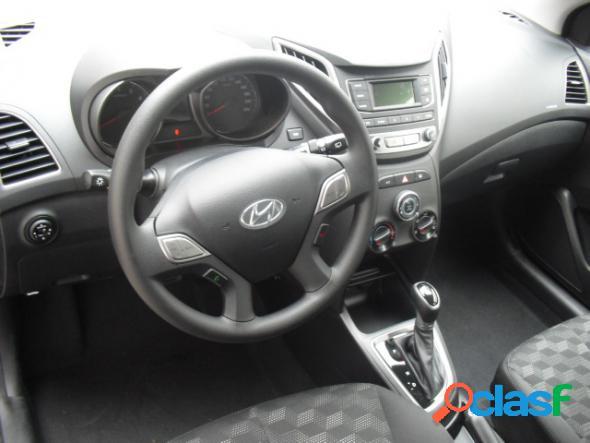 Hyundai hb20 c.stylec.plus 1.6 flex 16v aut. marrom 2019 1.6 flex