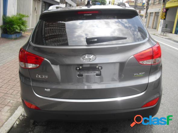 Hyundai ix 35 2.0 aut flex cinza 2019 2.0 flex