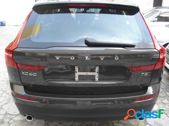 Volvo xc 60 t-5 momentum 2.0 245cv fwd 5p cinza 2019 2.0 gasolina
