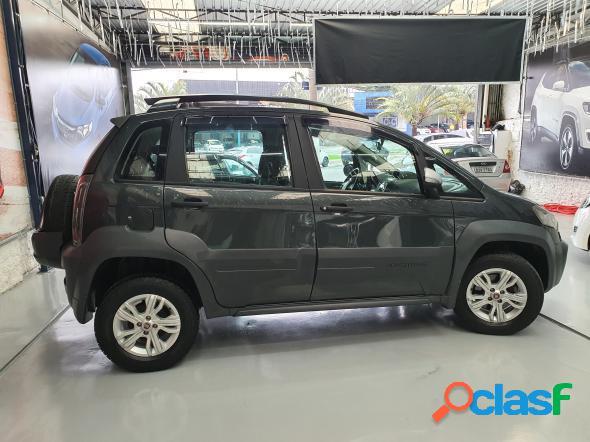 Fiat idea advent. adv.locker 1.8 mpi flex 5p cinza 2014 1.8 flex