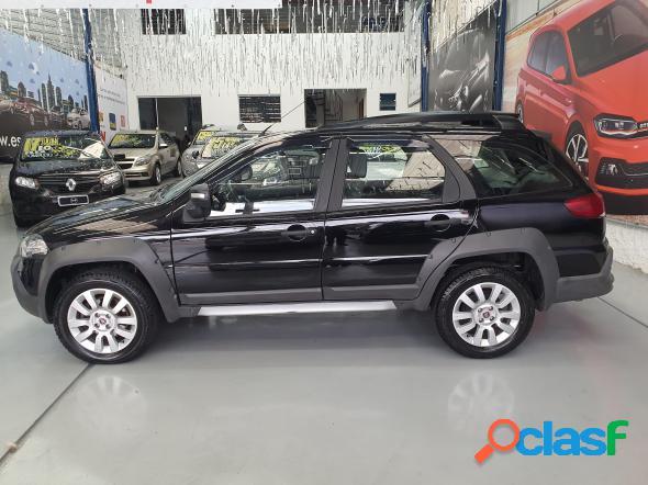 Fiat palio week. advadv tryon 1.8 mpi flex preto 2015 1.8 flex