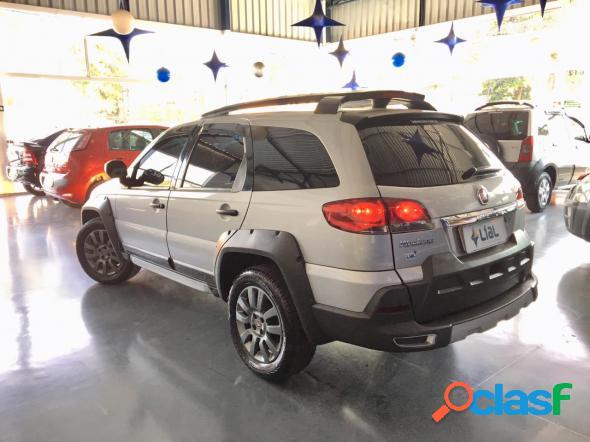 Fiat palio week. advadv tryon 1.8 mpi flex prata 2015 1.8 flex