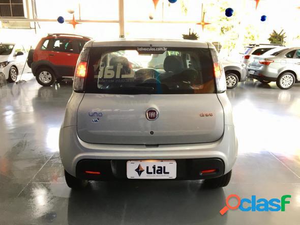 FIAT UNO DRIVE 1.0 FLEX 6V 5P PRATA 2019 1.0 FLEX 1