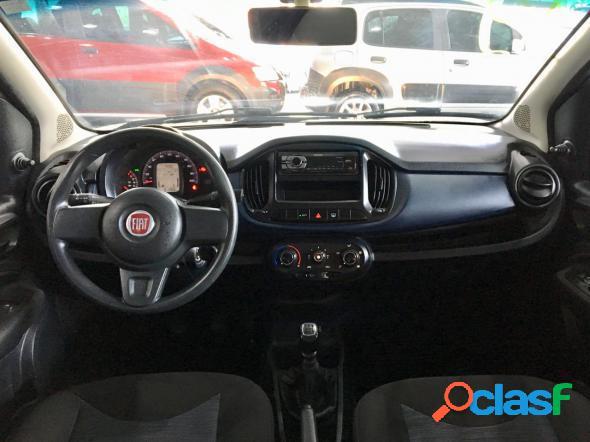 FIAT UNO DRIVE 1.0 FLEX 6V 5P PRATA 2019 1.0 FLEX 2