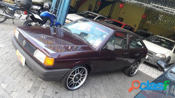 Volkswagen gol 1000 mi 2p 1000i vermelho 1995 1.0 gasolina