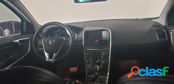 Volvo volvo xc 60 t-5 dyna 240cv preto 2014 2.0 gasolina