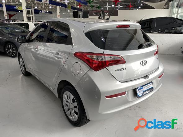 Hyundai hb20 c.c.plusc.style 1.6 flex 16v mec. prata 2016 1.6 flex
