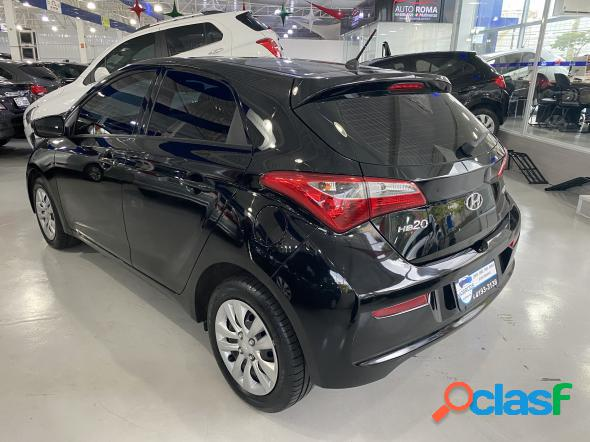 Hyundai hb20 c.stylec.plus 1.6 flex 16v aut. preto 2018 1.6 flex