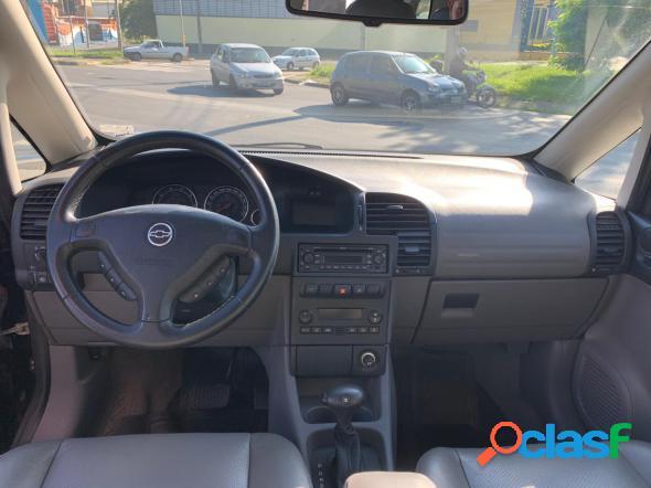 Chevrolet zafira elite 2.0 mpfi flexpower 8v aut preto 2011 2.0 flex