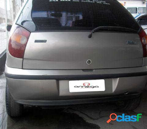 Fiat palio 1.6 mpi 16v 4p cinza 1996 1.5 gasolina