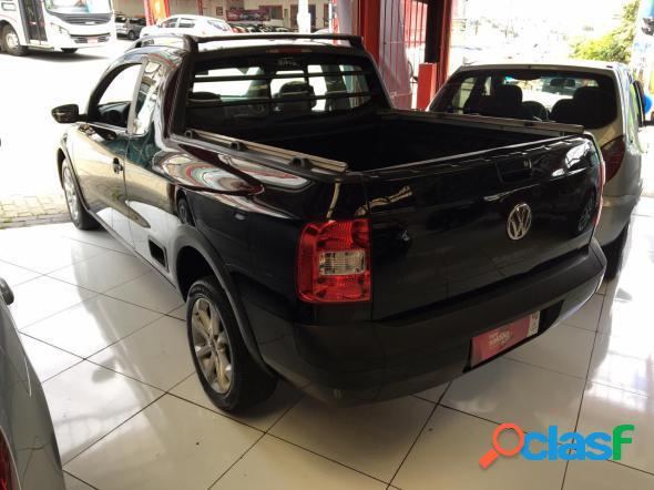 Volkswagen saveiro trooper 1.6 mi total flex 8v preto 2010 1.6 flex