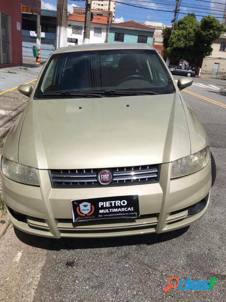 Fiat stilo 1.8 1.8 connect 8v 103cv 5p cinza 2003 1.8 gasolina