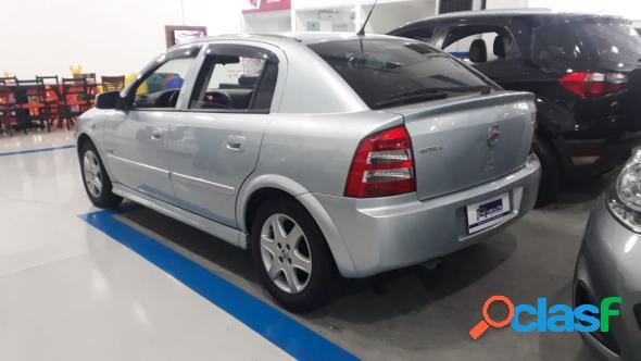 Chevrolet astra advantage 2.0 mpfi 8v flexpower 5p prata 2007 2.0 flex