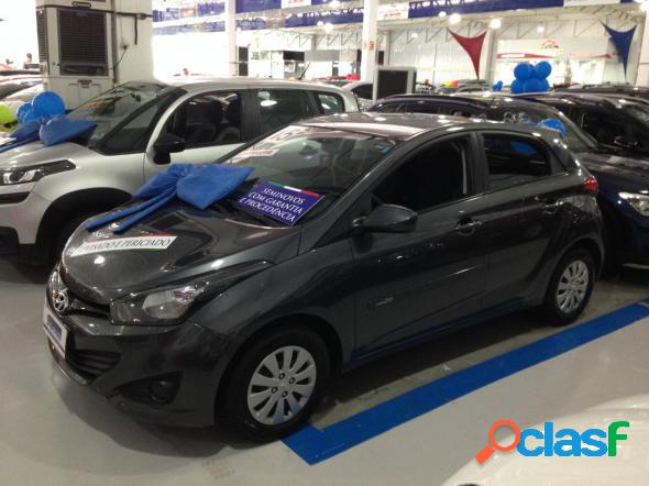Hyundai hb20 c.c.plusc.style 1.6 flex 16v mec. cinza 2015 1.6 flex