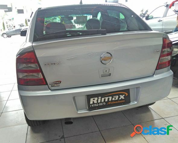 Chevrolet astra advantage 2.0 mpfi 8v flexpower 5p prata 2011 2.0 flex