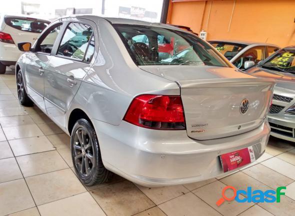 Volkswagen voyage trend 1.6 mi total flex 8v 4p prata 2009 1.6 flex