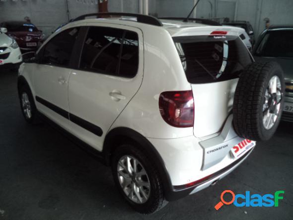 Volkswagen crossfox 1.6 mi total flex 8v 5p branco 2014 1.6 flex