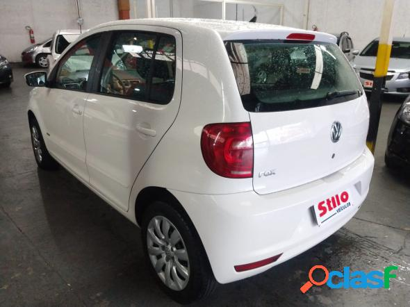 Volkswagen fox 1.0 mi total flex 8v 5p branco 2014 1.0 flex