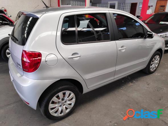 Volkswagen fox 1.6 mi i motion total flex 8v 5p prata 2013 1.6 flex