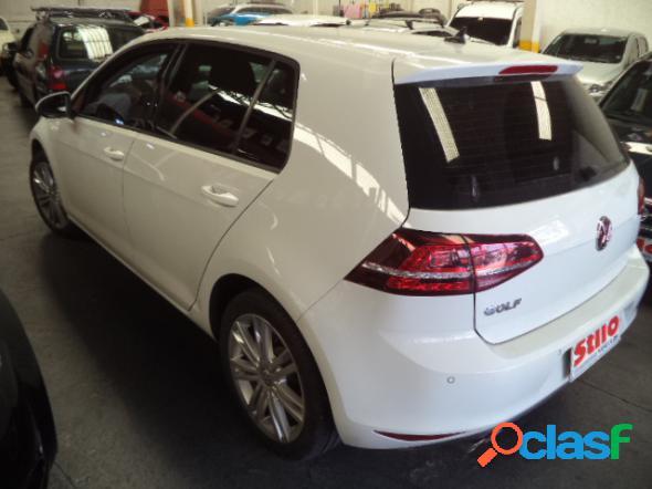 Volkswagen golf highline 1.4 tsi 140cv aut. branco 2015 1.4 gasolina