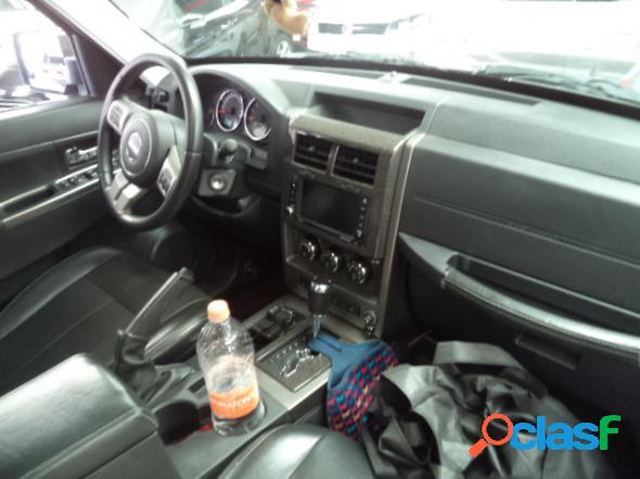 Jeep cherokee limited 3.7 4x4 v6 12v aut. azul 2012 3,7 gasolina