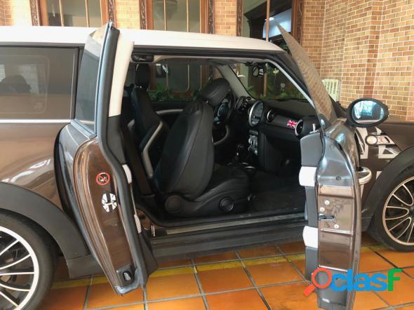Mini cooper s clubman 1.6 aut. marrom 2010 1.6 gasolina