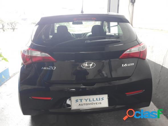 Hyundai hb20 c.c.plusc.style 1.6 flex 16v mec. preto 2013 1.6 flex