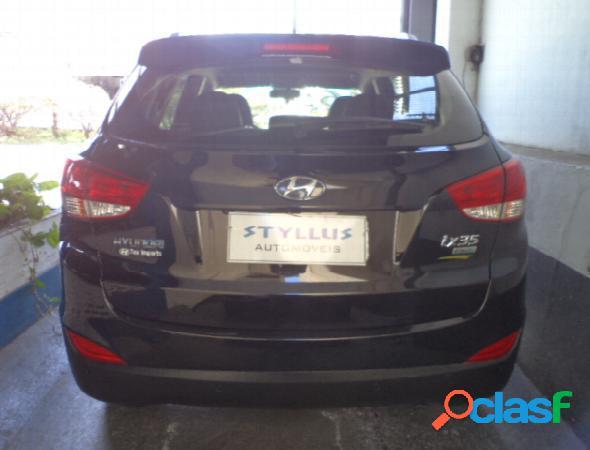 Hyundai ix35 gls 2.0 16v 2wd flex aut. preto 2016 2.0 flex