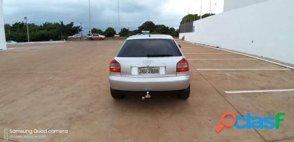 Audi a3 1.8 5p mec. prata 2006 1.8 gasolina