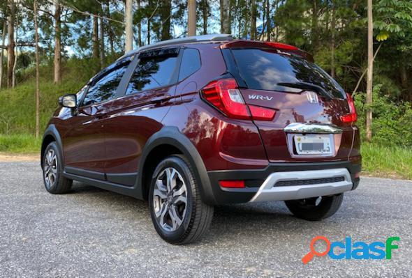 Honda wr-v ex 1.5 flexone 16v 5p aut. vermelho 2018 1.5 flex