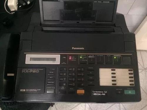 Aparelho de fax panasonic kx f90