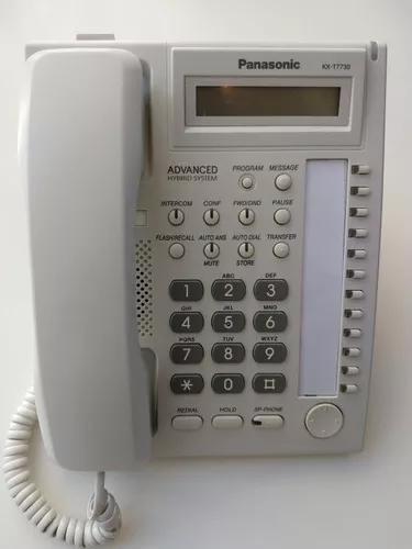 Aparelho ks kx-t7730 para pabx panasonic s