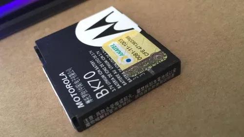 Bateria motorola bk70 original - nextel i897 i877 i465 i335