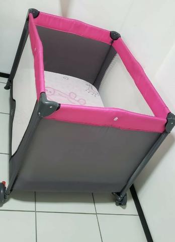 Berço baby style - portatil compacto