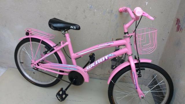 Bicicletas aro 20 ceci meninas semi novas