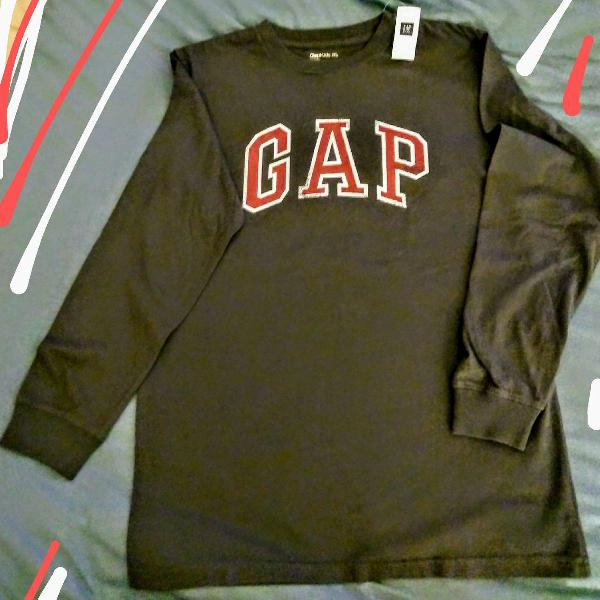 Camiseta gap kids